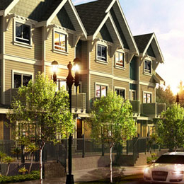 sefton springs townhomes port coquitlam New Homes