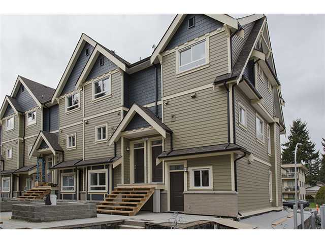 port coquitlam three bedroom townhomes exterior Gallery