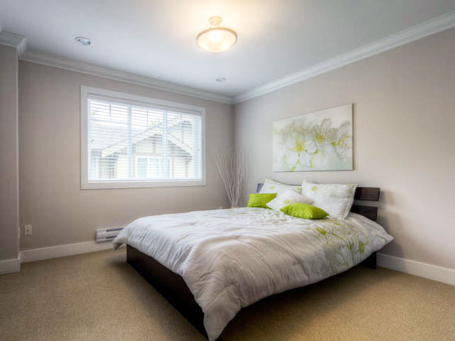 port moody three bedroom townhomes bedroom 2 Gallery
